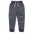 KAPITAL K BOYS JOGGER WITH RIPPED INSETS