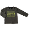"Kapital K, KAPITAL K BOYS ""AWESOME"" TEE - James & Olive"