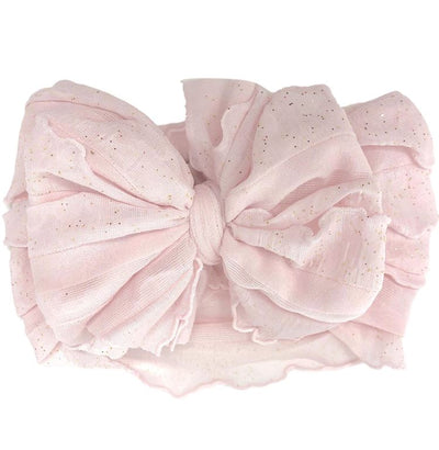 IN AWE COUTURE RUFFLE HEADBAND