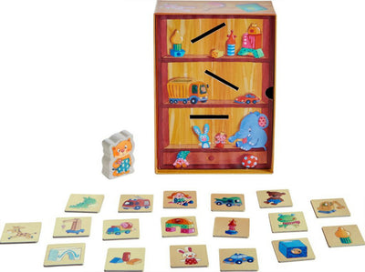 HABA TIDY UP GAME