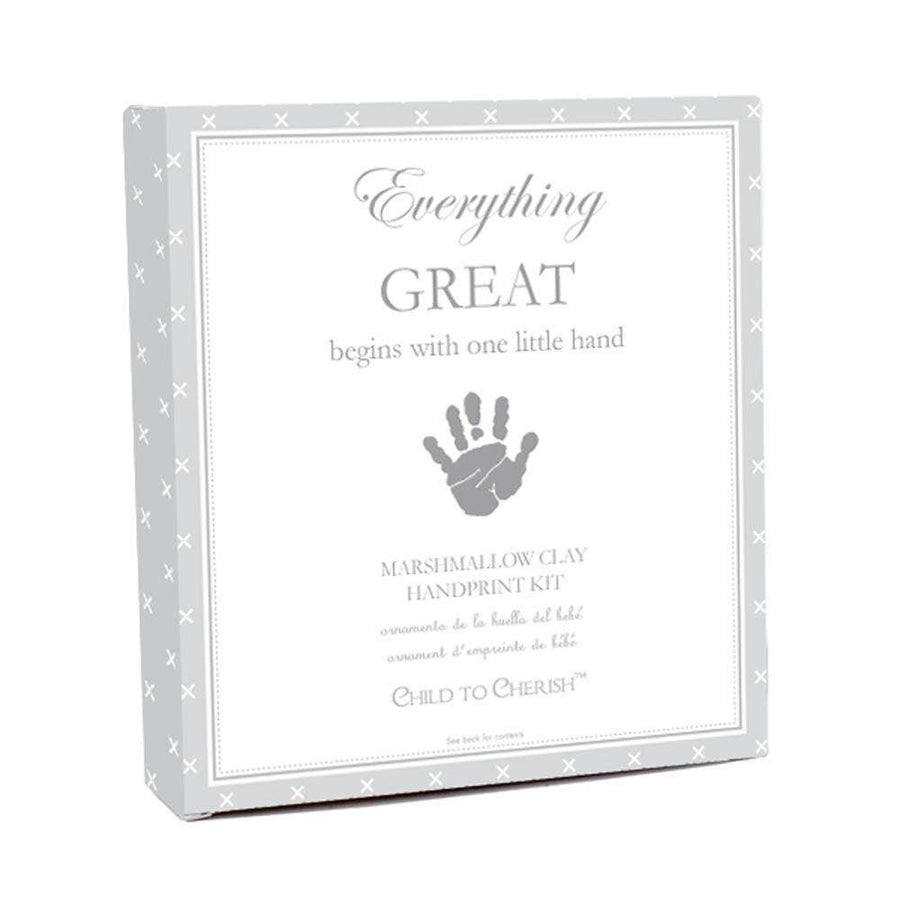 CHILD TO CHERISH KEEPSAKE HANDPRINT KIT