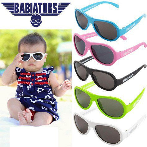 Babiators, BABIATORS - James & Olive