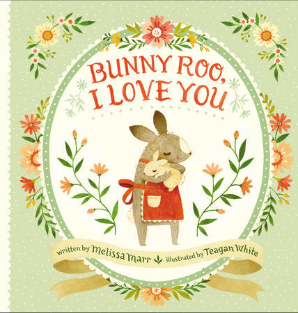 Penguin House, BUNNY ROO, I LOVE YOU BOOK - James & Olive