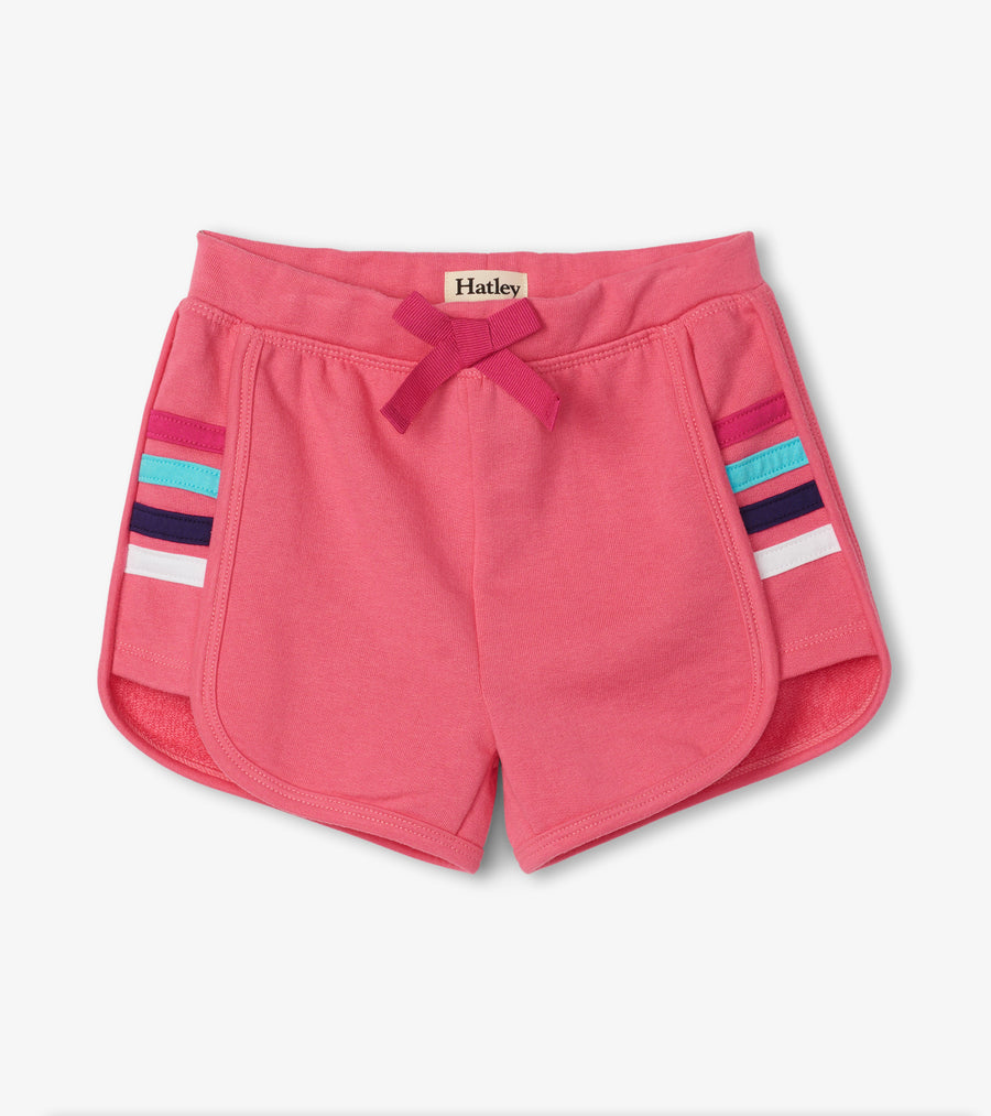 HATLEY GIRLS RETRO RAINBOW SHORTS