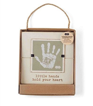 Mud Pie, MUD PIE LITTLE HANDS FRAME KIT - James & Olive