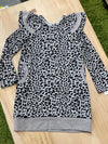 GIRLS WILD LOVE DRESS