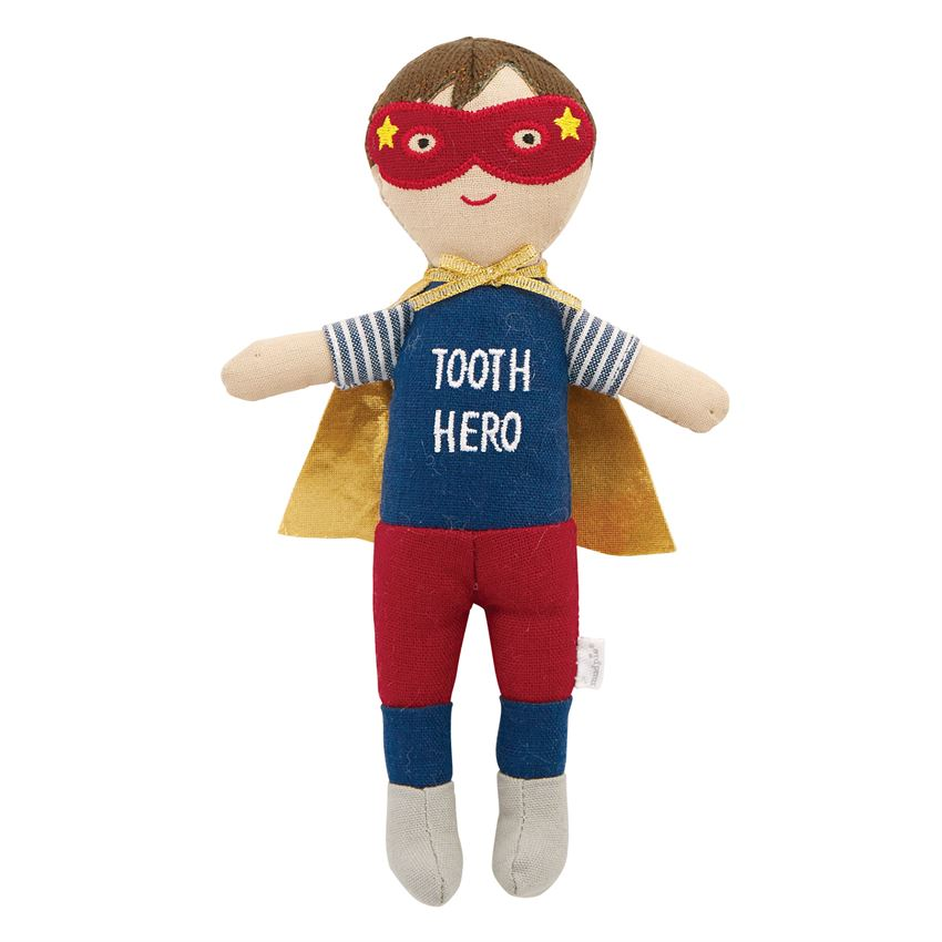 MUD PIE TOOTH FAIRY HERO DOLL