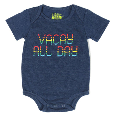 KAPITAL K BABY BOY GRAPHIC BODYSUIT-FINAL SALE