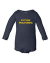"James & Olive, JAMES & OLIVE ""FUTURE WOLVERINE"" BODYSUIT - James & Olive"