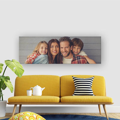 Custom Canvas Print - Panoramic