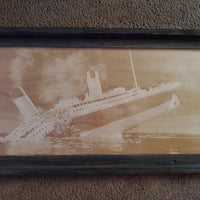 Wood Photo Art