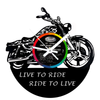 Motorcycle Live to Ride Ride To Live