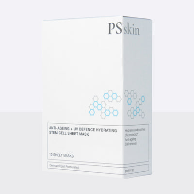 Anti-Ageing + UV Defence Hydrating Stem Cell Sheet Mask