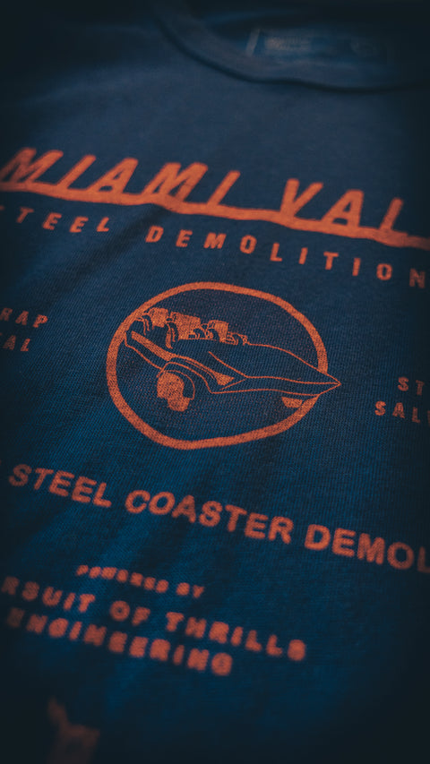 Miami Valley Steel Demolition Tee