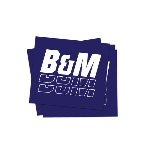 """Building & Manufacturing"" Steel Coasters Sticker"