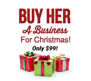 The Gift that Keeps on Giving: Buy Her a Paparazzi Business for Christmas!