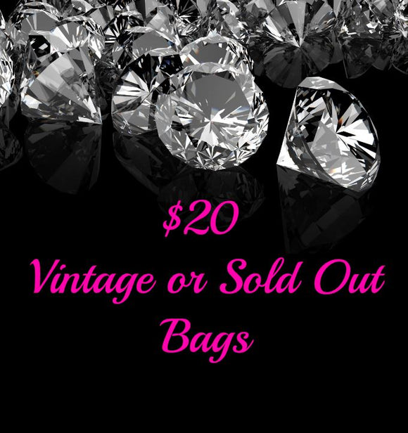 Vintage or Sold Out Surprise Grab Bags