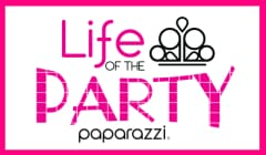Paparazzi Jewelry Rings- Crown Coronation - White Life Of The Party Ring