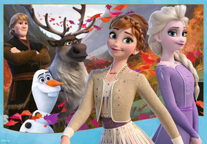 Frozen 2 Prepare for Adventure 35pc