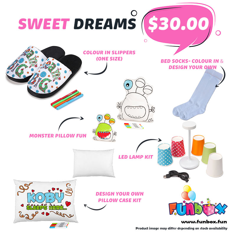 Boredom Buster - Sweet Dreams Kit