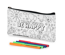 I Want You To Be Happy Pencil Case