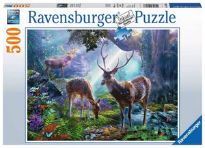 Deer in the Wild Puzzle 500pc