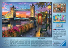 Tower Bridge at Sunset 1000pc