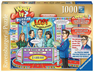 What If No 21 The Game Show 1000pc