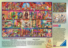 The Greatest Show on Earth 1000pc