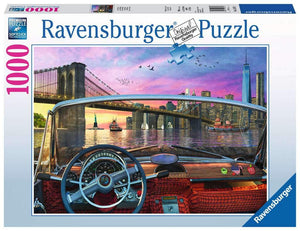 Brooklyn Bridge Puzzle 1000pc