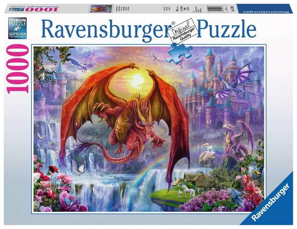 Dragon Kingdom Puzzle 1000pc