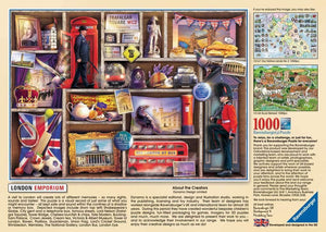 London Emporium Puzzle 1000pc