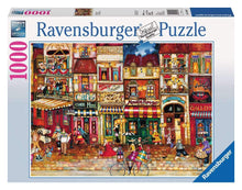 Streets of France Puzzle 1000pc