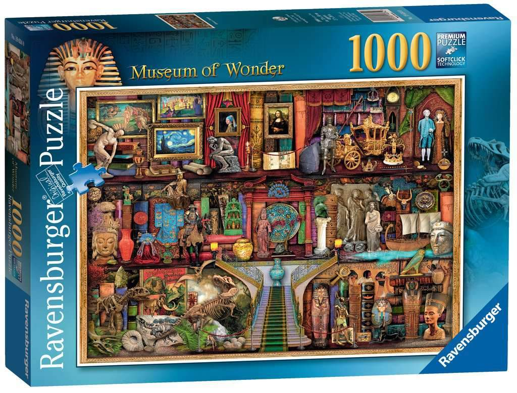 Museum of Wonder Aimee Stewart 1000pc