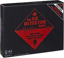Hasbro Gaming The Lie Detector Game
