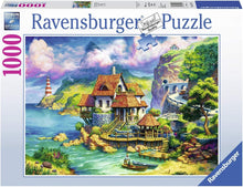 The Cliff House Puzzle 1000pc