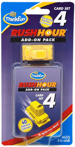 ThinkFun - Rush Hour 4