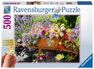 Summer Bouquet Puzzle 500pc
