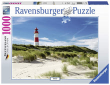 Lighthouse in Sylt Puzzle 1000pc