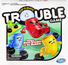 Hasbro Gaming Trouble Pop-O-Matic Game