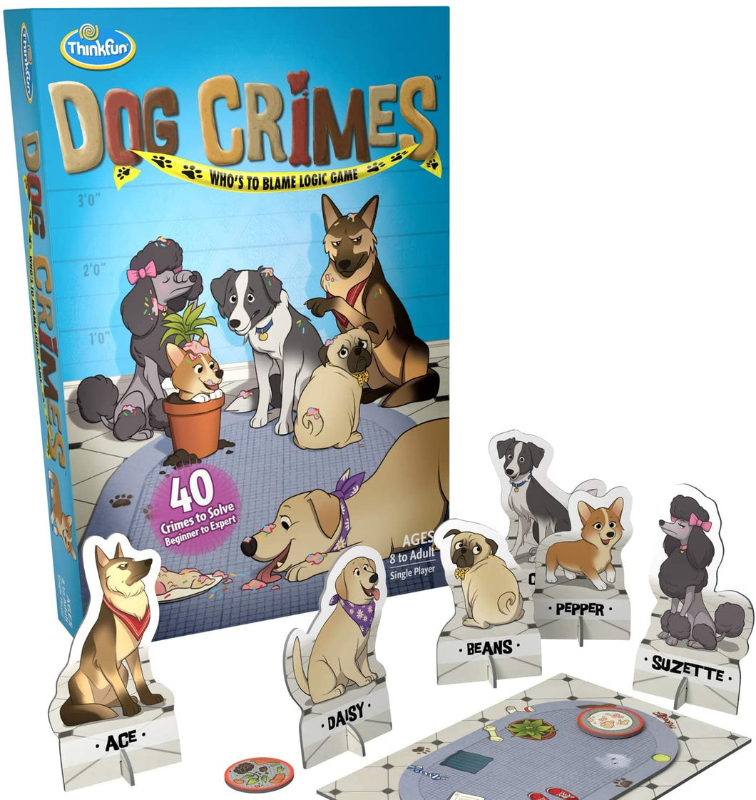 ThinkFun - Dog Crimes