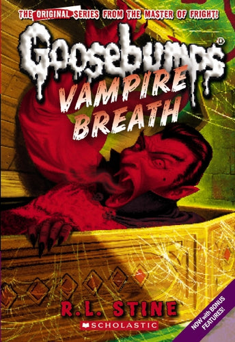 Goosebumps Classic: #21 Vampire Breath