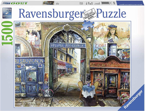 Passage to Paris Puzzle 1500pc