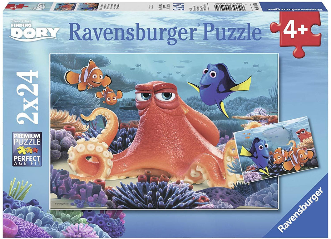 Disney Finding Dory Puzzle 2x24pc