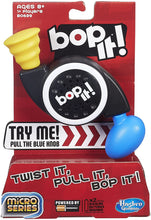 Hasbro Gaming Bop it! Micro Game