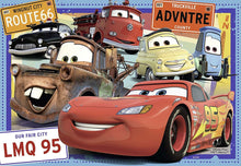 Disney Two Cars Puzzle 2x24pc