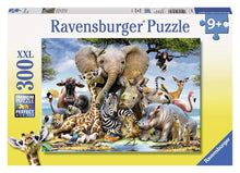 Favourite Wild Animals Puzzle 300pc