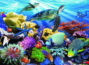 Ocean Turtles Puzzle 200pc