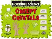 Horrible Science- Creepy Crystals