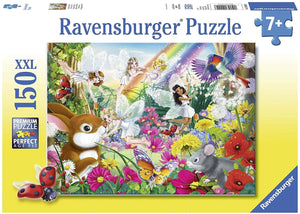 Beautiful Fairy Forest Puzzle 150pc